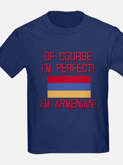 Perfect Armenian T