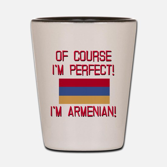 Perfect Armenian Shot Glass