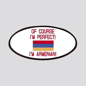Perfect Armenian Patches