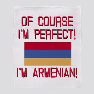 Perfect Armenian Throw Blanket