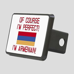 Perfect Armenian Rectangular Hitch Cover