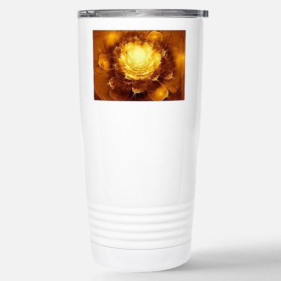 Golden Art Stainless Steel Travel Mug
