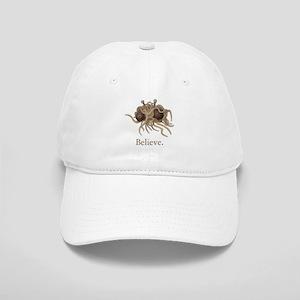 Flying Spaghetti Monster Believe Baseball Cap