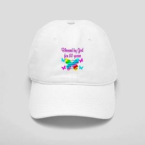 80TH PRAISE GOD Cap