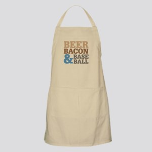 Beer Bacon Baseball Apron