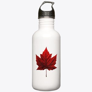 Canada Souvenir Stainless Water Bottle 1.0L