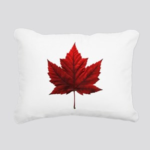 Canada Maple Leaf Souven Rectangular Canvas Pillow