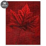 Canada Maple Leaf Souvenir Puzzle