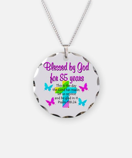 85th LOVE GOD Necklace