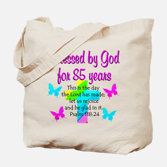 85th LOVE GOD Tote Bag