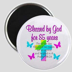 85th LOVE GOD Magnet