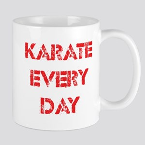 Karate Every Day Mug