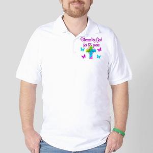 85TH CHRISTIAN Golf Shirt