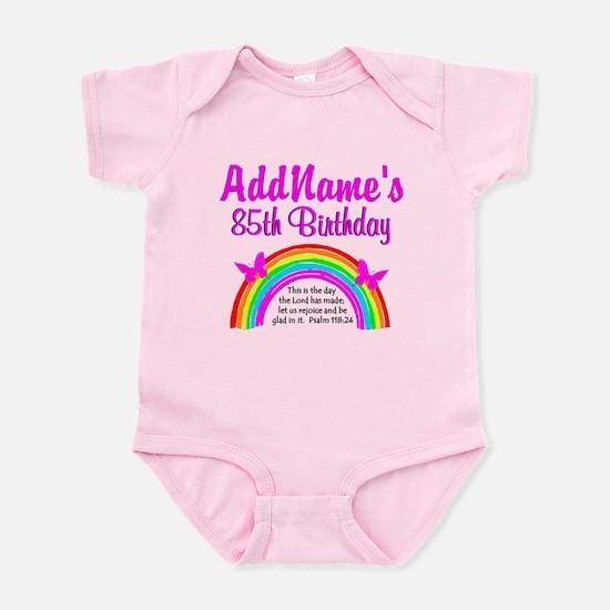 85TH PRAISE GOD Infant Bodysuit
