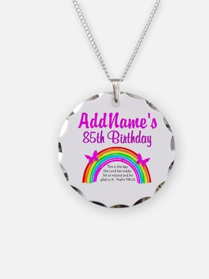 85TH PRAISE GOD Necklace