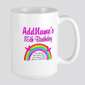 85TH PRAISE GOD Large Mug