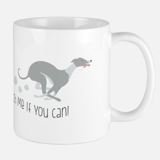Catch Me If You Can! Mugs