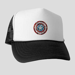 Shield Collage Trucker Hat