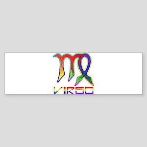VIRGO #2 - Bumper Sticker