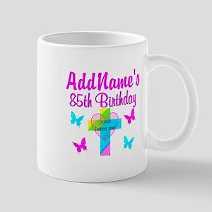 85TH PRAISE JESUS Mug