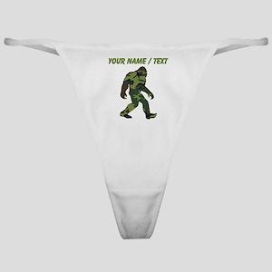 Custom Camo Bigfoot Classic Thong