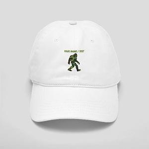 Custom Camo Bigfoot Baseball Cap