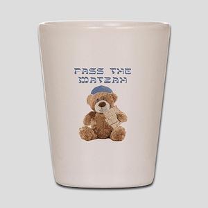 Pass the Matzah Shot Glass