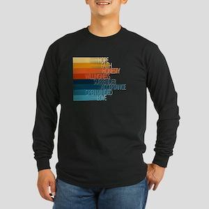 Spiritual Principles Long Sleeve T-Shirt