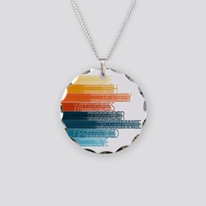 Spiritual Principles Necklace