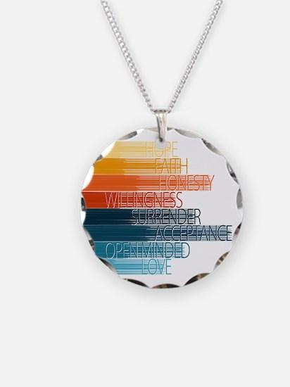 Spiritual Principles Necklace