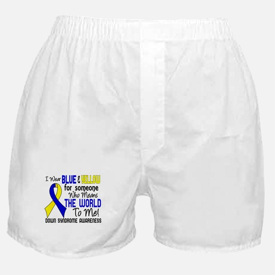 DS Means World to Me 2 Boxer Shorts