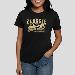 Classic Since 1945 Women's Dark T-Shirt