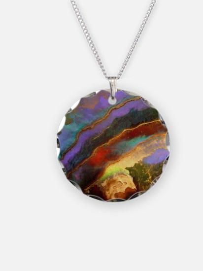 Abalone Sunset Necklace