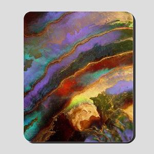 Abalone Sunset Mousepad