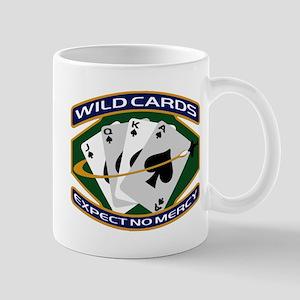 Wild Cards Expect No Mercy Mugs