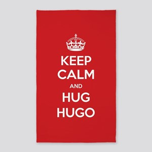 Hug Hugo 3'x5' Area Rug