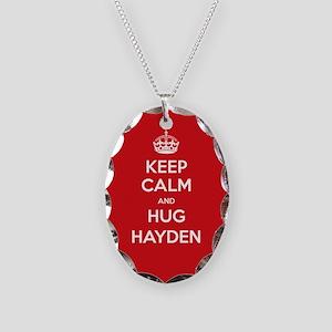 Hug Hayden Necklace