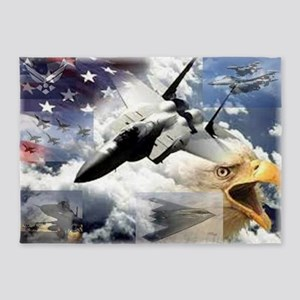 US Air Force 5'x7'Area Rug