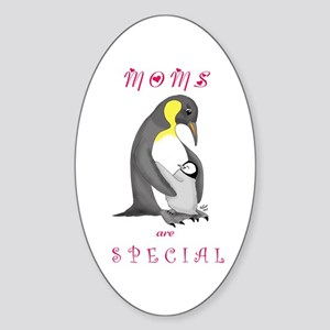 Mother's Day Oval Sticker