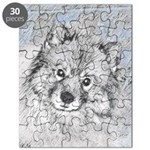 Keeshond (Beth) Puzzle
