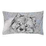 Keeshond (Beth) Pillow Case