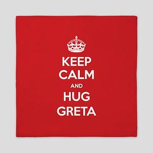 Hug Greta Queen Duvet
