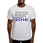 Distributing Swords 2016 Light T-Shirt