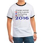 Distributing Swords 2016 Ringer T
