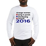 Distributing Swords 2016 Long Sleeve T-Shirt