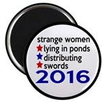 Distributing Swords 2016 Magnet