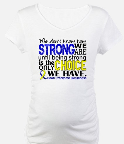 DS How Strong We Are Shirt
