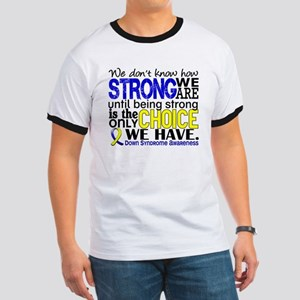 DS How Strong We Are Ringer T