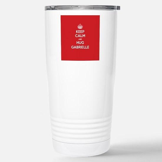 Hug Gabrielle Travel Mug