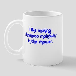 SHAMPOO MOHAWK Mug
